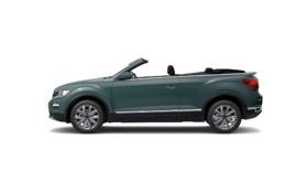 The New T-Roc Cabriolet